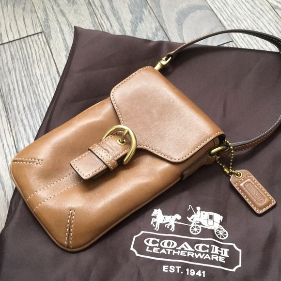 Coach accessory case